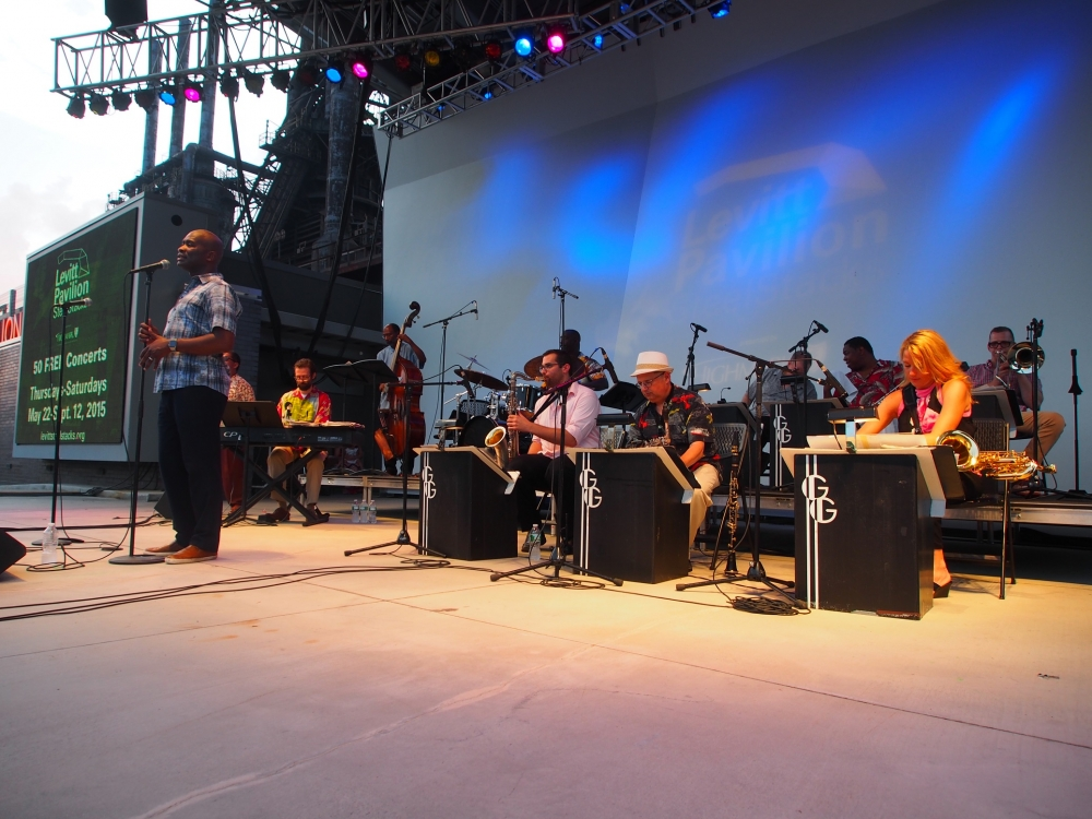 George Gee Swing Orchestra: Thursday, July 30, 2015