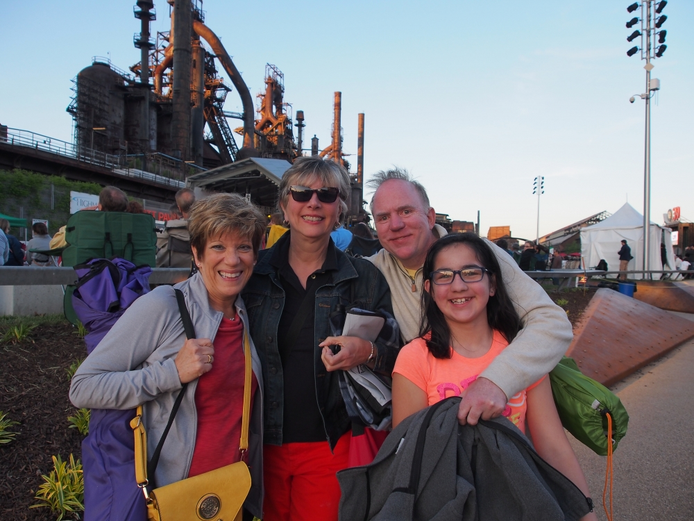 Levitt SteelStacks Summer Concert Series