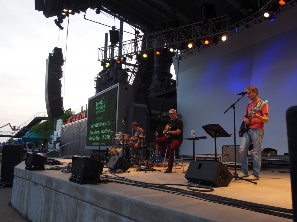 Marshall Crenshaw Band: Friday, May 29, 2015