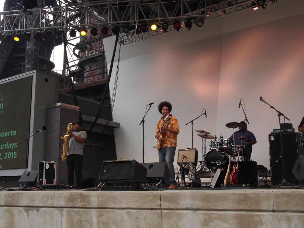 Selwyn Birchwood: Thursday, June 11, 2015