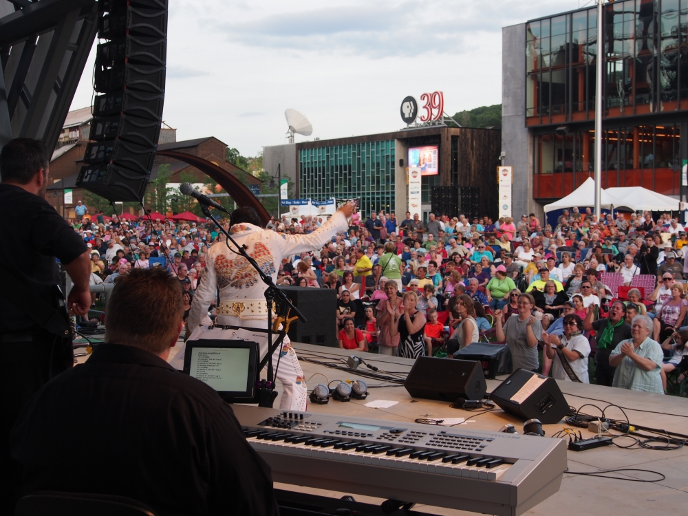 Jeff Krick, Elvis Tribute Band: Saturday, June 13, 2015