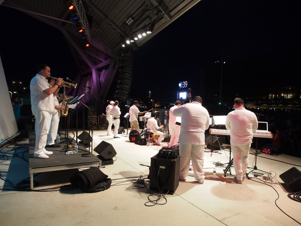 ¡Sabor! Latin Festival: Pablo Batista & the Mambo Syndicate: Friday, June 19, 2015